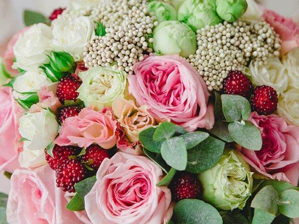 Организация свадьбы Алины и Рафаэля